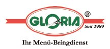 logo gloria menu